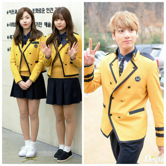 KOREA SCHOOL UNIFORM - OHMYKPOPCLOSET